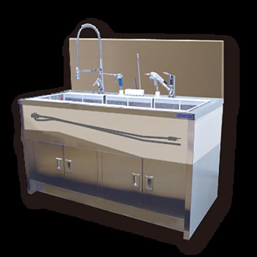 内視鏡洗浄用システムシンク