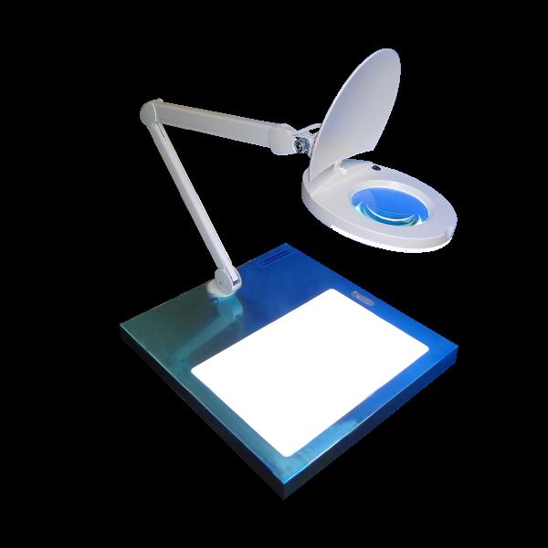 マイクロ器材検査台